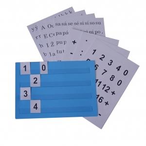 Aršíky písmen a číslic